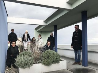 Fornet Architectes en visite à Stuttgart