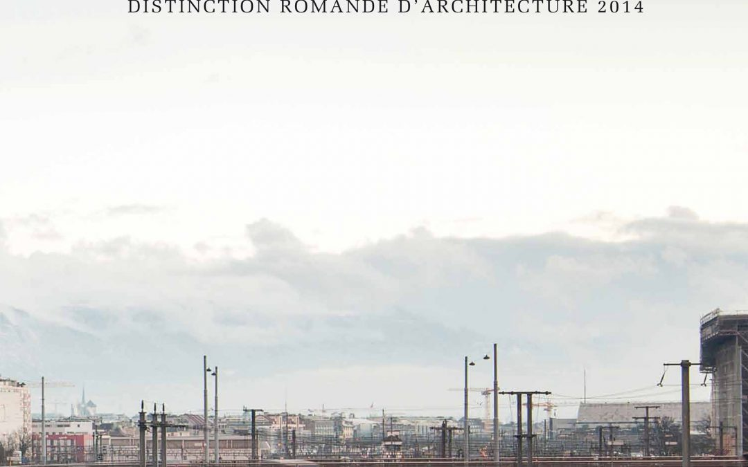 Distinction Romande d'Architecture 2014