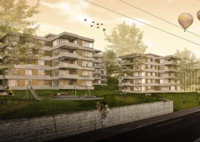 178_ECA | Concours pour la réalisation de logements et de surfaces administratives