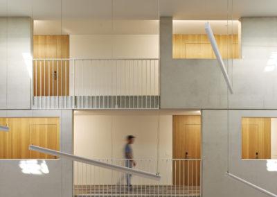 090B_SEV | résidence pour 96 étudiants
