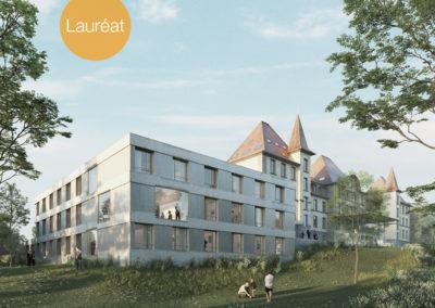 180_VBS | Lauréat | EMS | Rénovation et agrandissement de la Villa Beausite