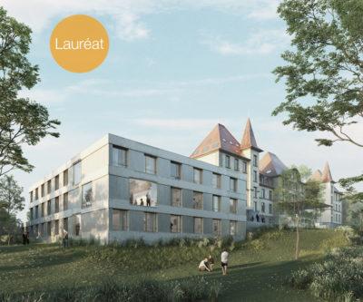 EMS Villa Beausite | concours ouvert en 2 tours | Lauréat