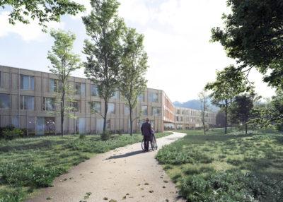 EMS Résidence Grande-Fontaine | Concours ouvert
